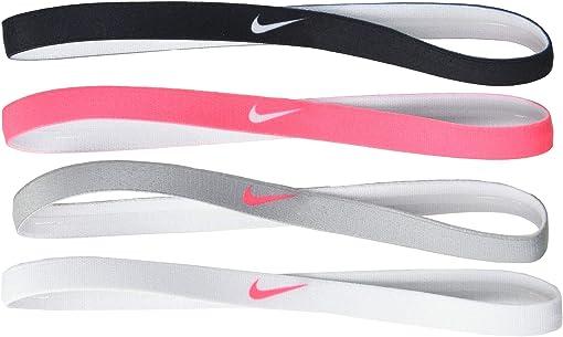 Black/White/Racer Pink