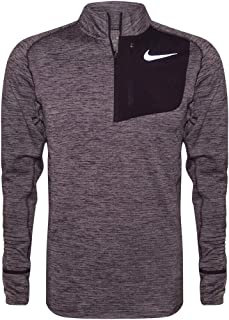 4bf10e192908 FREE Shipping on eligible orders. Nike Therma Sphere Element Men s Long  Sleeve Half-Zip Running Top Black