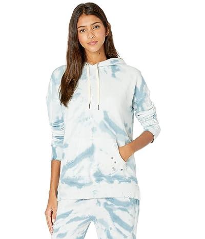 n:philanthropy Trapper Tie-Dye Sweatshirt (Sky Cashmere Tie-Dye) Women