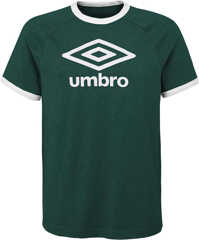 Umbro Men's Max 61% Special price OFF Logo Tee