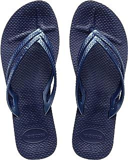 Havaianas Women's Slip-On Flip-Flop, Navy Blue, 7