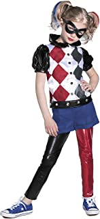 Super Hero Girls Premium Harley Quinn