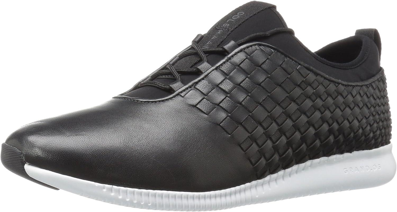 Cole Haan Womens Studio Grand Weave Trainer Sneakers