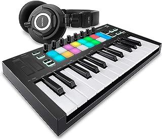 Novation Launchkey Mini MK3 25-Key USB MIDI Keyboard Control