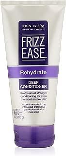 John Frieda Frizz-Ease Rehydrate Intensive Deep Conditioner - 6 oz
