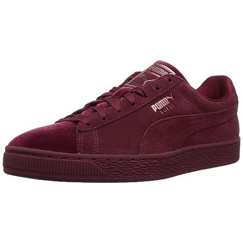sports shoes efefb 1c193 Red Velvet Pumas: Amazon.com