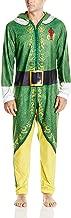 Warner Bros. Men's Buddy The Elf Hooded Union Suit