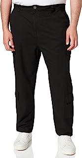 Urban Classics Tapered Double Cargo Pants Pantaloni Eleganti da Uomo