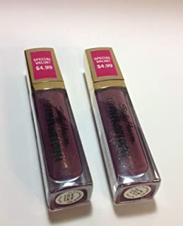 Dưỡng môi căng – (Pack of 2)sally Hansen Lip Inflation Plumping Treatment (Sonic Plum) Sealed Full Size.