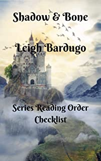 Shadow & Bone Leigh Bardugo Series Reading Order Checklist (English Edition)