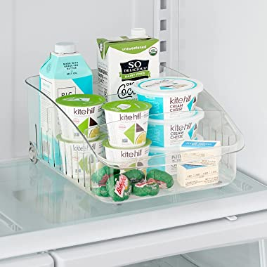 """YouCopia RollOut Fridge Drawer, 10"""", Clear"""