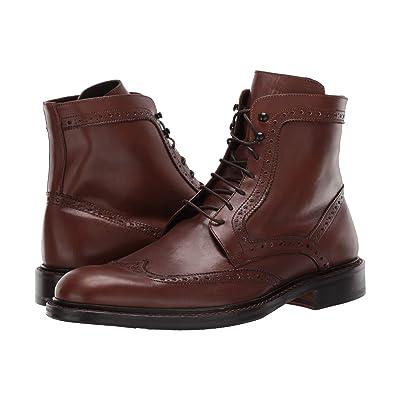 BUGATCHI Toscano Boot (Cognac 2) Men