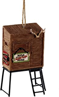 Deer Stand Christmas Ornament (manufacturer is Midwest-CBK)