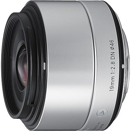 Sigma 19mm F2 8 Dn Art Objektiv Für Micro Four Thirds Kamera