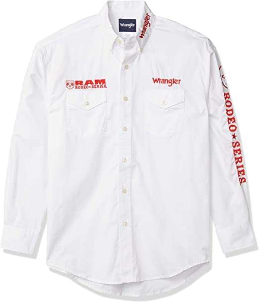 Wrangler Mens Logo Shirt Ram: Amazon.es: Ropa