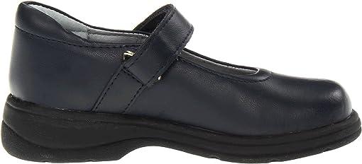 Dark Navy Leather