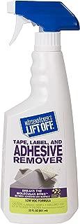 Motsenbocker's Lift Off Tape, Label, and Adhesive Remover #2, 22oz, Spray Bottle, 40701