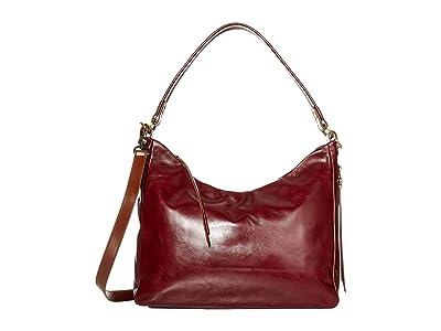 Hobo Delilah (Deep Plum) Handbags