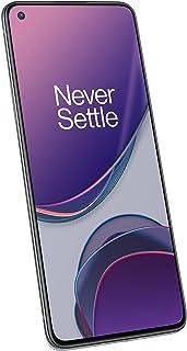 OnePlus 8T Lunar Silver, 5G Unlocked Android Smartphone U.S. Version, 256GB Storage + 12GB RAM, 120Hz Fluid Display, Quad ...