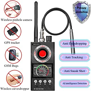 Anti Spy RF Signal Detector Bug Detector Camera Finder Scanner for GPS Tracker Eavesdropping Device¡