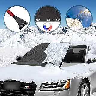 Frontscheibenabdeckung Magnet Winterabdeckung Auto Abdeckung Eis Schnee Cover