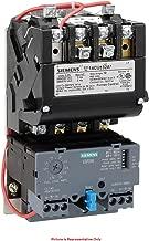 Siemens-Furnas, 14FUF32AA, 3PH, 45 Amps, Nema Size 2, 110-120/220-240V Coil, Solid State Overload, Nema Motor Starter, No Enclosure