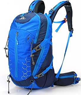 Tofine Backpack Lightweight Daypack Waterproof for Outdoor Backpacking Sports Internal Frame Backpacks 30L