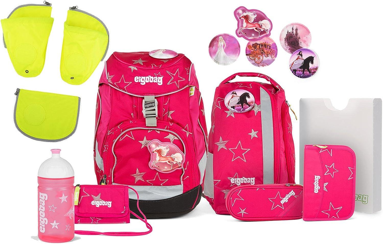 Ergobag Pack Pack Pack CinBärella Schulrucksack Set 9tlg. B076VNYVDR | Billiger als der Preis  2d8143