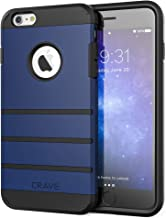 Sponsored Ad - Crave iPhone 6S Plus Case, iPhone 6 Plus Case, Strong Guard Protection Series Case for iPhone 6 / 6s Plus (...