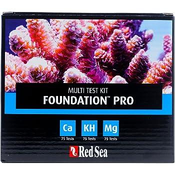 Red Sea Foundation Pro Test Kit Coral Reef Aquarium