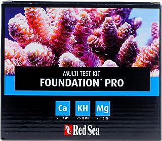 レッドシー (RedSea) リーフファンデーション プロテストキット(Ca/KH/Mg) リーフケアテスト
