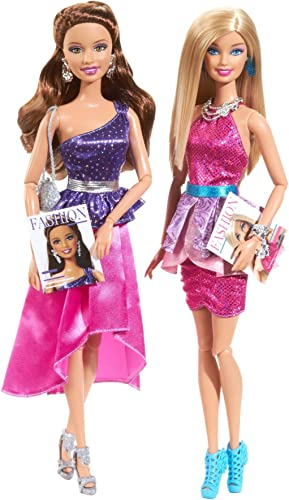 Barbie I Can Be Fashion Model Giftset
