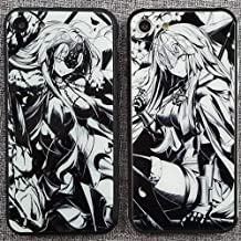 futurecos Game Fate Grand Order Saber Phone Case Cover for iPhone 6/7/8 Plus/XR/XS Max Anime Joan of Arc Soft TPU Phone Cases for iPhone Flexible Ultra Thin Shockproof Waterproof