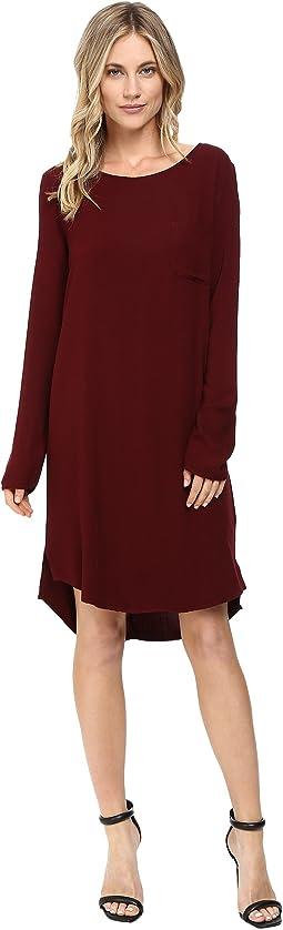 Kennedy - Long Sleeve Shirtdress