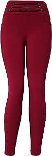 Boutique4Divas Women's Winter Fashion Fleece Lined Thick Leggings Dressy Pants