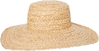 O'neill Women's Landmark Straw Hat Natural