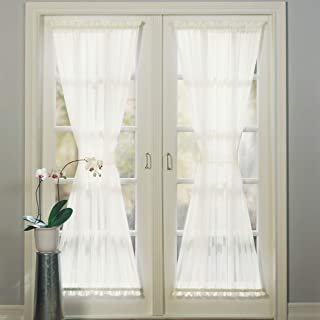 Best sheer drapes for french doors Reviews