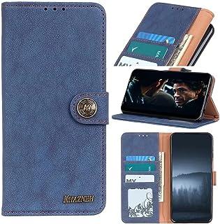 Motorola Moto G50 5G etui odporne na wstrząsy skóra, Motorola Moto G50 5G Flip Wallet Etui na telefon Notebook Folio Slim ...