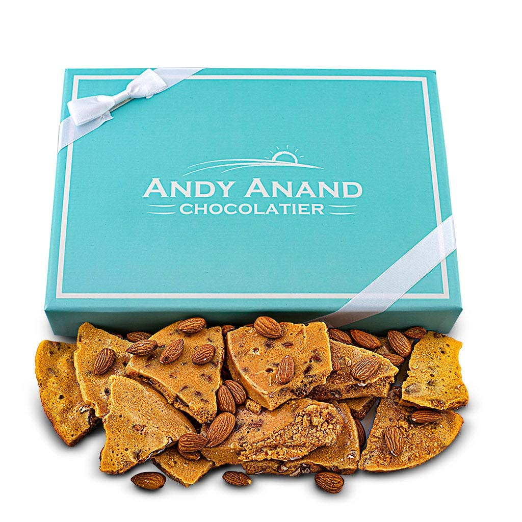 Andy Anand Old Fashioned Handmade Brittle Real Almond with 25% OFF made Wholesale