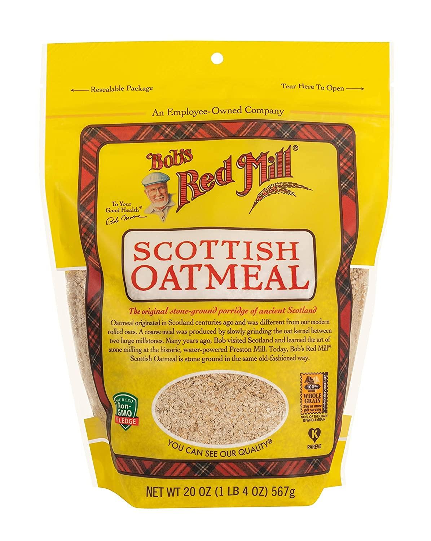 Bob's Red Mill Scottish Oatmeal, 20 OZ
