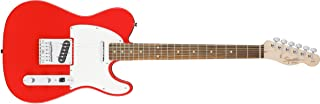 Fender Squier Affinity Tele Electric Guitar Telecaster Race Red - 0370200570
