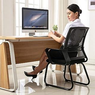 AAGYJ Silla ejecutiva portátil, Silla ergonómica para Escritorio de Oficina, Silla de Malla para computadora con Respaldo, sillas gerenciales Boss Suaves y cómodas, Silla de Juego Simple