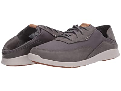 OluKai Kihi (Charcoal/Charcoal) Men