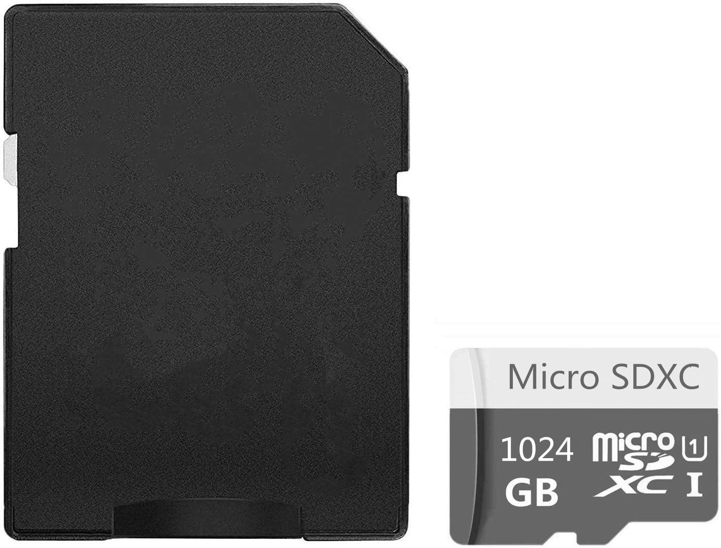 Micro SD Card 1024GB High Speed Class 10 Micro SD SDXC Card with Adapter (1024GB)