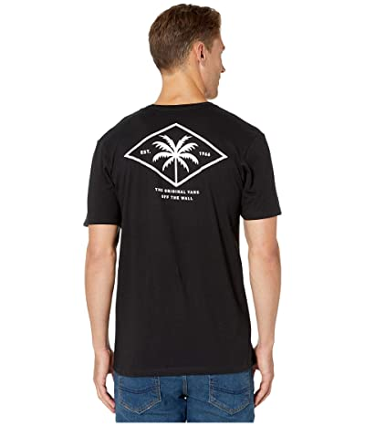 Vans Palm Diamond T-Shirt (Black) Men
