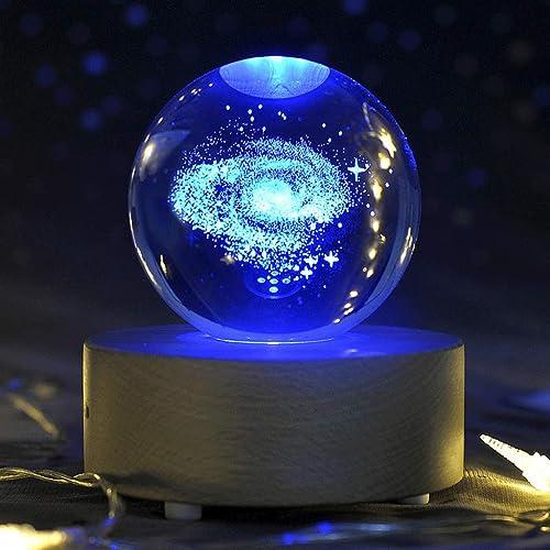 barato K9 Bola de Cristal azultooth Caja de música Carga por por por USB con Control Remoto Caja de música Ligera Colorida Día de San Valentín (Color   G, Tamaño   10x11CM)  Tu satisfacción es nuestro objetivo