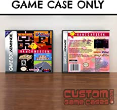 Gameboy Advance Namco Museum - Case