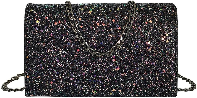 U.Expectating Bag , Damen Damen Damen Schultertasche Blau blau B07B2S7TJX  Diversifiziertes neues Design 54af38