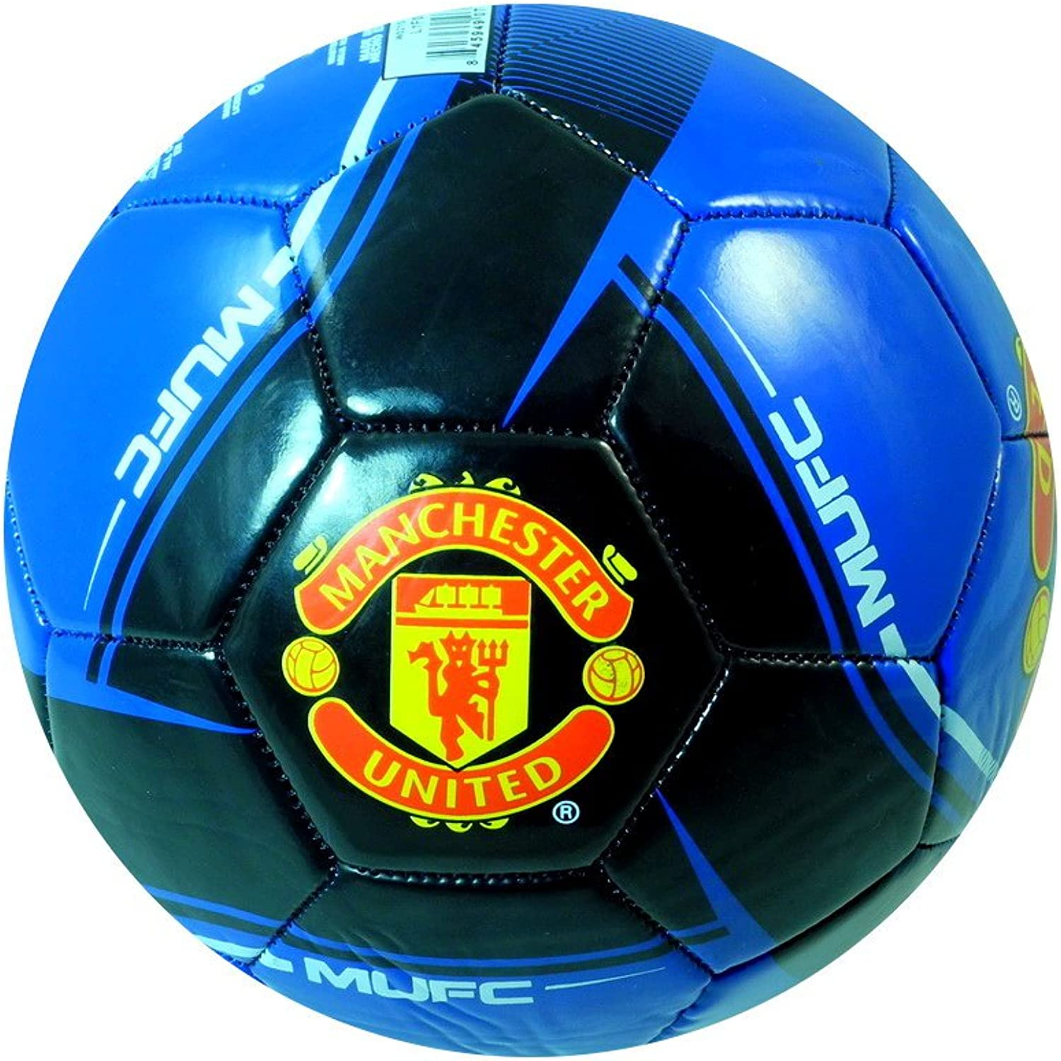 Manchester United FC Authentic Official Licensed Soccer Ball Size 5 012