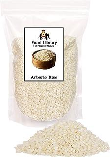 FOOD LIBRARY THE MAGIC OF NATURE Italian Arborio Rice, 400g
